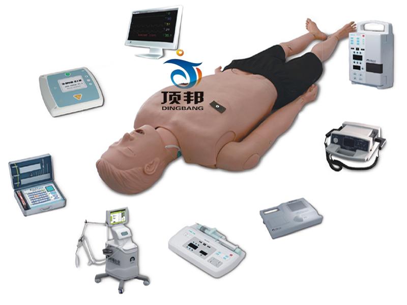 高智能医学综合急救模拟系统