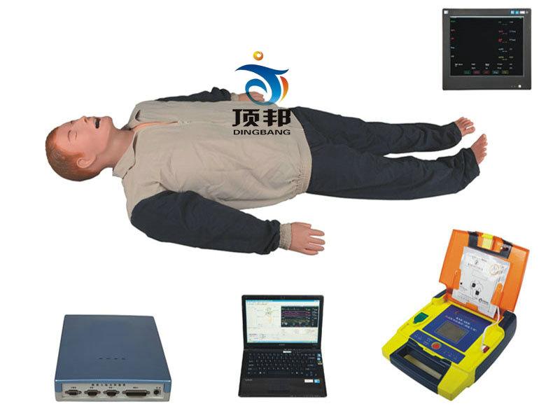高智能数字化综合急救技能训练系统(ACLS支持.软件控制)