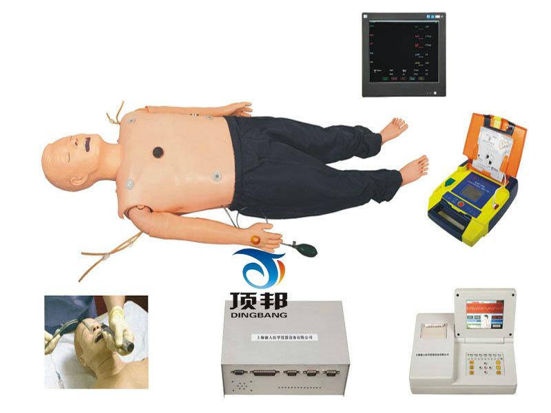 高级多功能成人综合急救训练模拟人(ACLS生命支持.嵌入式系统)