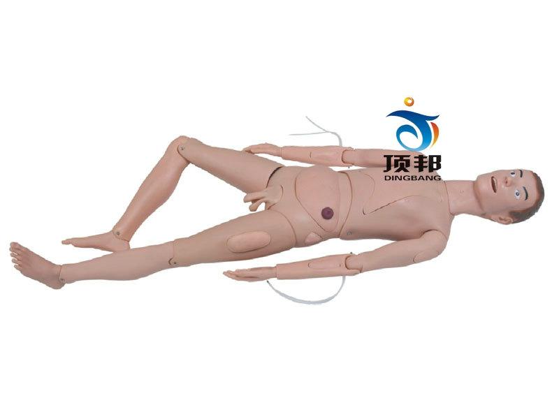高级组合式基础护理人训练模型