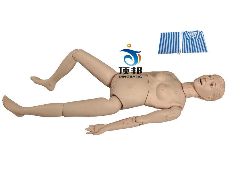新型多功能护理实习操作模型(女性)