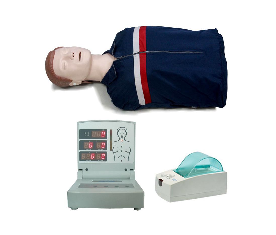 高级电脑半身心肺复苏模拟人